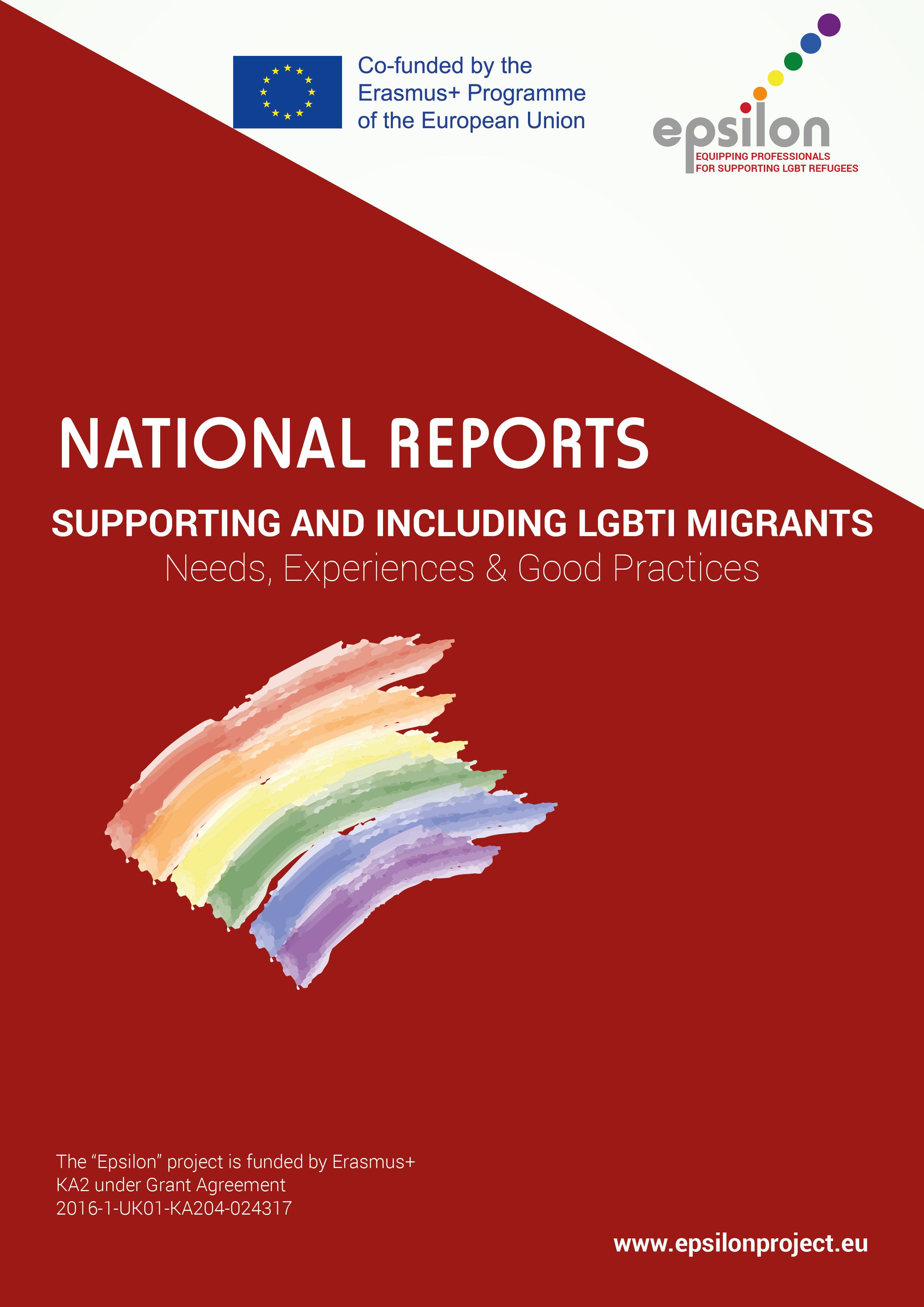Epsilon Project National Reports